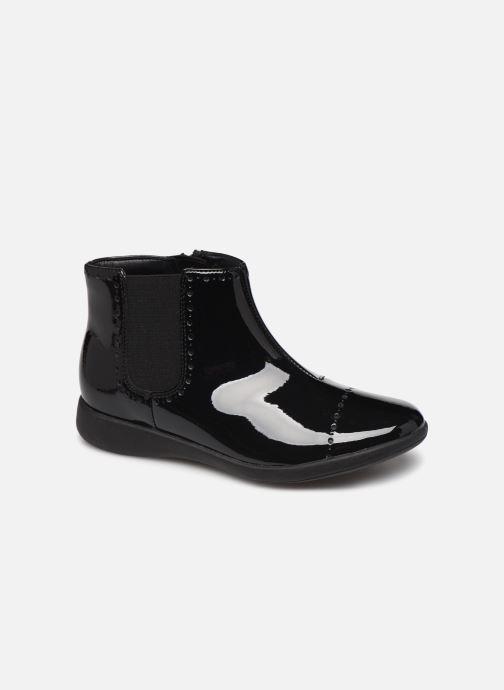 Boots en enkellaarsjes Clarks Etch Form K Zwart detail