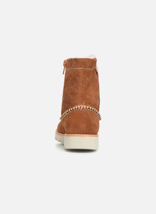 Boots en enkellaarsjes Clarks Crown Piper K Bruin rechts