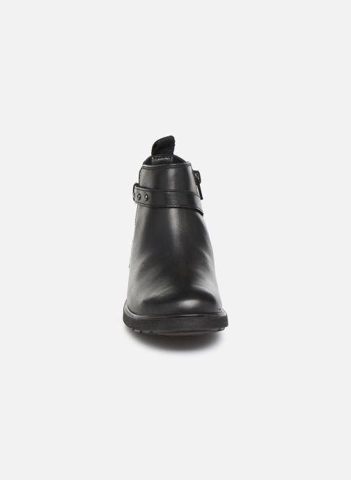 Bottines et boots Clarks Astrol Soar K/Y Noir vue portées chaussures