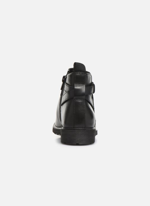 Ankle boots Clarks Astrol Soar K/Y Black view from the right