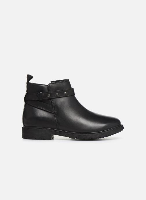 Ankle boots Clarks Astrol Soar K/Y Black back view