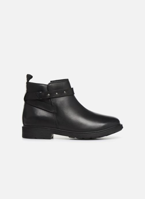 Ankle boots Clarks Astrol Soar K/Y Black back view