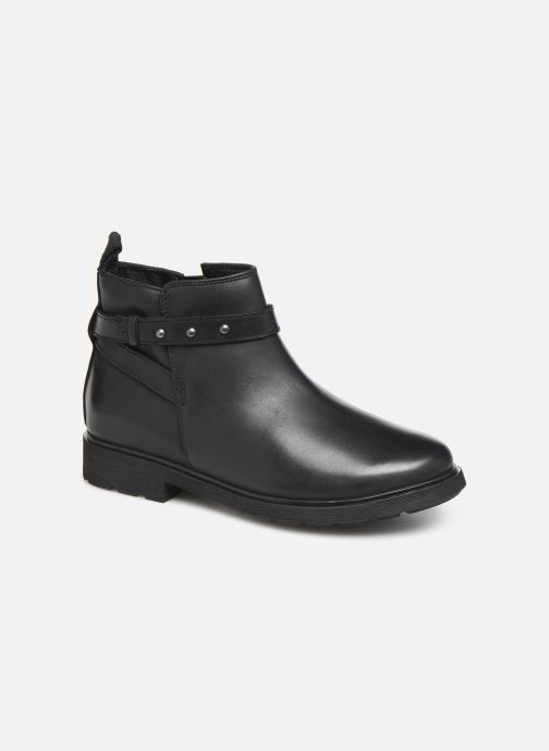 Ankle boots Clarks Astrol Soar K/Y Black detailed view/ Pair view