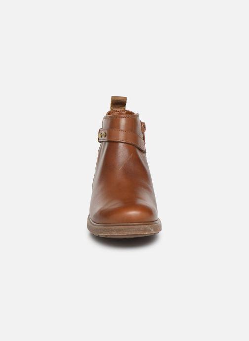 Bottines et boots Clarks Astrol Soar K/Y Marron vue portées chaussures