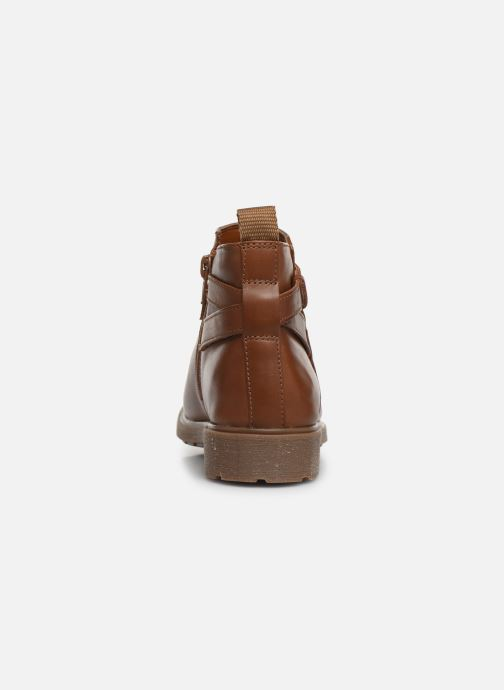 Bottines et boots Clarks Astrol Soar K/Y Marron vue droite