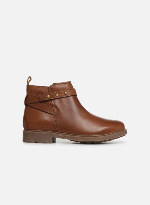 Bottines et boots Clarks Astrol Soar K/Y Marron vue derrière