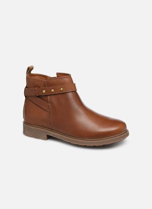Bottines et boots Clarks Astrol Soar K/Y Marron vue détail/paire