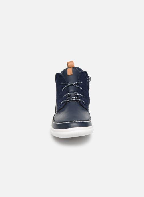 Sneakers Clarks Cloud Air K Blauw model