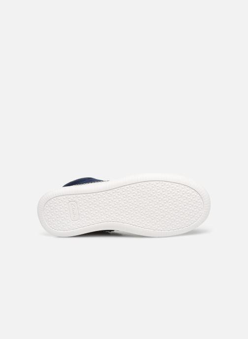 Sneakers Clarks Cloud Air K Blauw boven