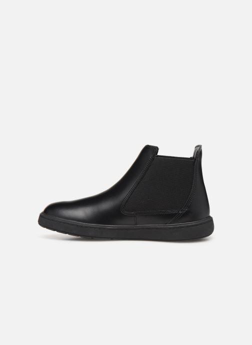 Boots en enkellaarsjes Clarks Street Edge K/Y Zwart voorkant