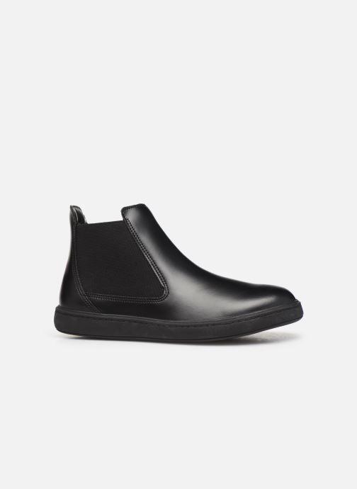 Boots en enkellaarsjes Clarks Street Edge K/Y Zwart achterkant