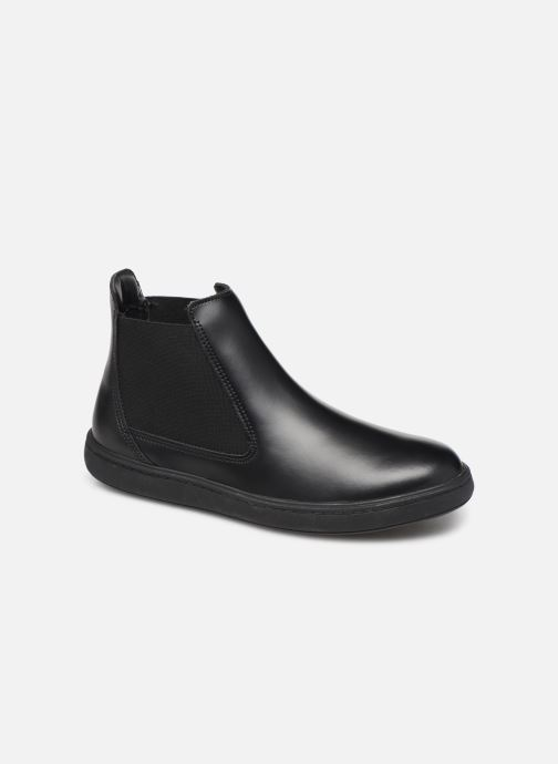 Boots en enkellaarsjes Clarks Street Edge K/Y Zwart detail