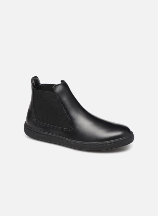 Bottines et boots Clarks Street Edge K/Y Noir vue détail/paire