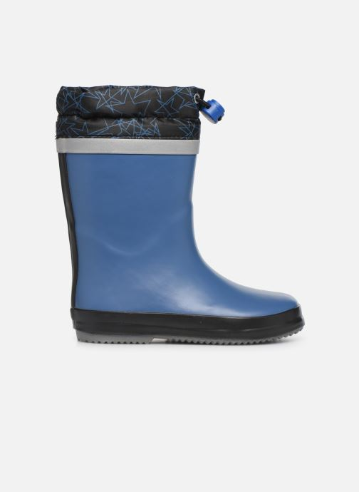 Støvler & gummistøvler Clarks Tarri Tie K Blå se bagfra