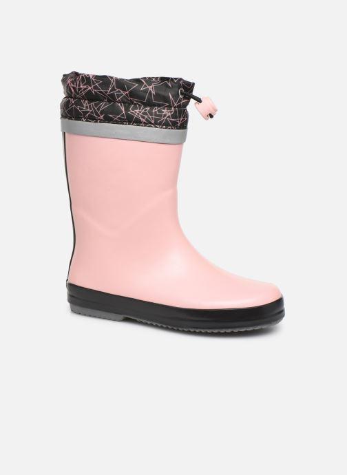 Stiefel Clarks Tarri Tie K rosa detaillierte ansicht/modell