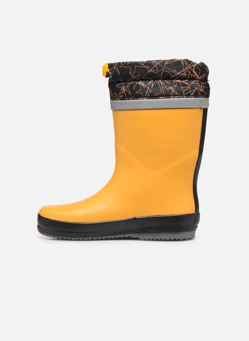 Stiefel Clarks Tarri Tie K gelb ansicht von vorne