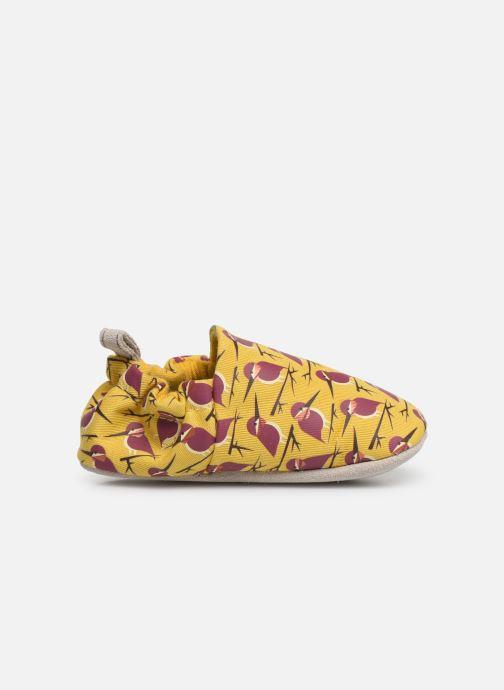 Pantofole Poco Nido Kingfisher Yellow Giallo immagine posteriore