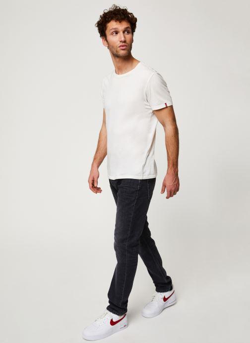 Vêtements Only & Sons Onsloom Slim Noir vue bas / vue portée sac