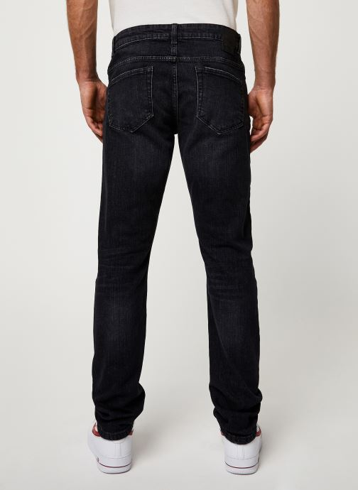 Vêtements Only & Sons Onsloom Slim Noir vue portées chaussures