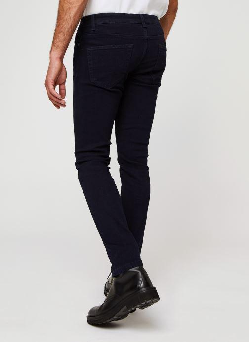 Vêtements Only & Sons Onsloom Slim Bleu vue portées chaussures