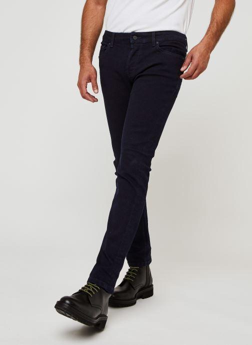 Vêtements Only & Sons Onsloom Slim Bleu vue détail/paire