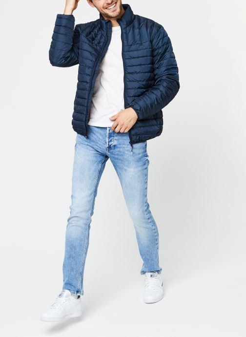 Vêtements Only & Sons Onsloom Slim Bleu vue bas / vue portée sac