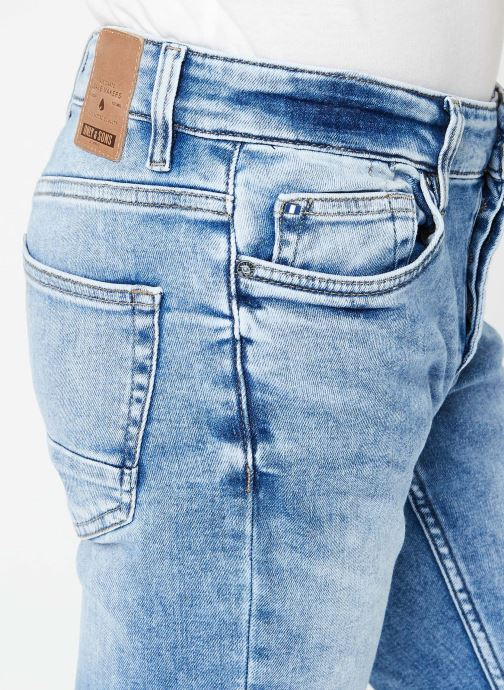Vêtements Only & Sons Onsloom Slim Bleu vue face