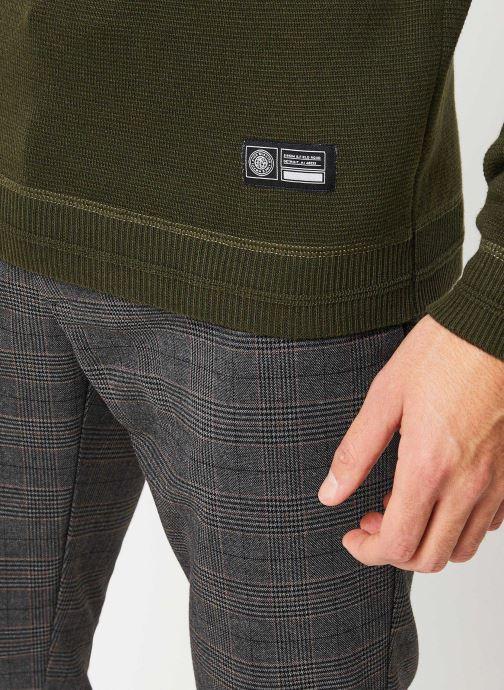 Vêtements Only & Sons Onsrobbie Knit Vert vue face