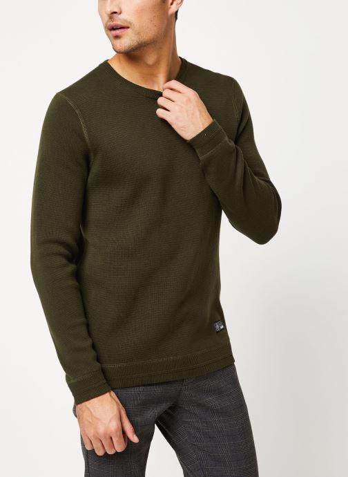 Vêtements Only & Sons Onsrobbie Knit Vert vue droite