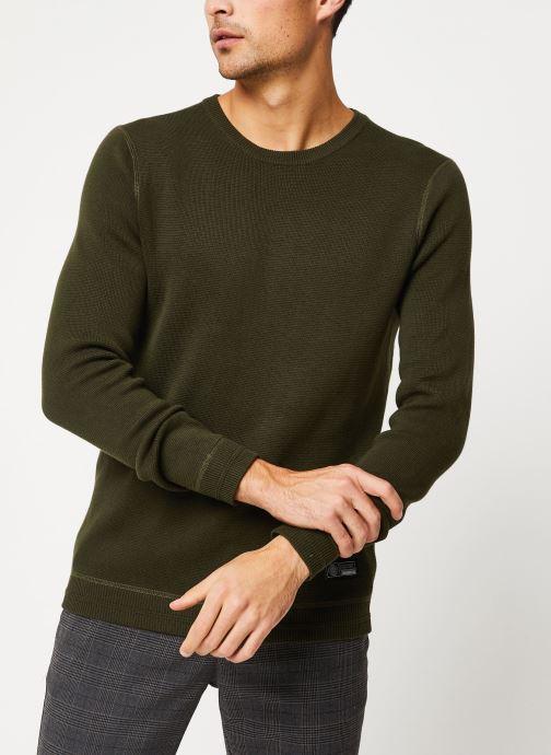 Vêtements Only & Sons Onsrobbie Knit Vert vue détail/paire