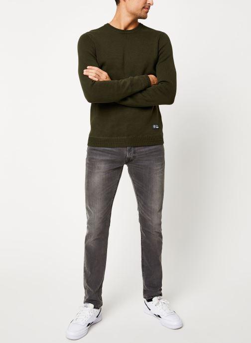 Vêtements Only & Sons Onsrobbie Knit Vert vue bas / vue portée sac