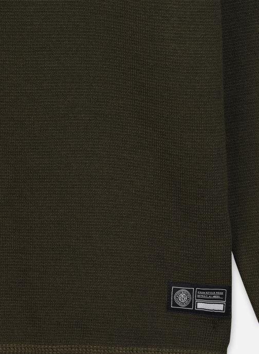 Vêtements Only & Sons Onsrobbie Knit Vert vue portées chaussures