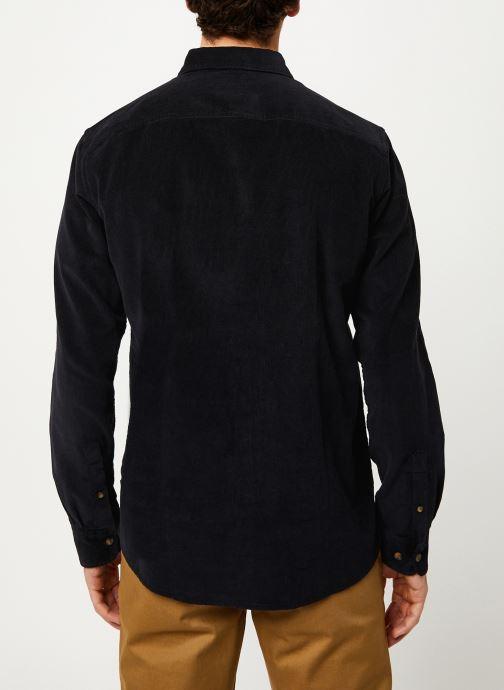 Vêtements Only & Sons Onsgeorg Shirt Noir vue portées chaussures