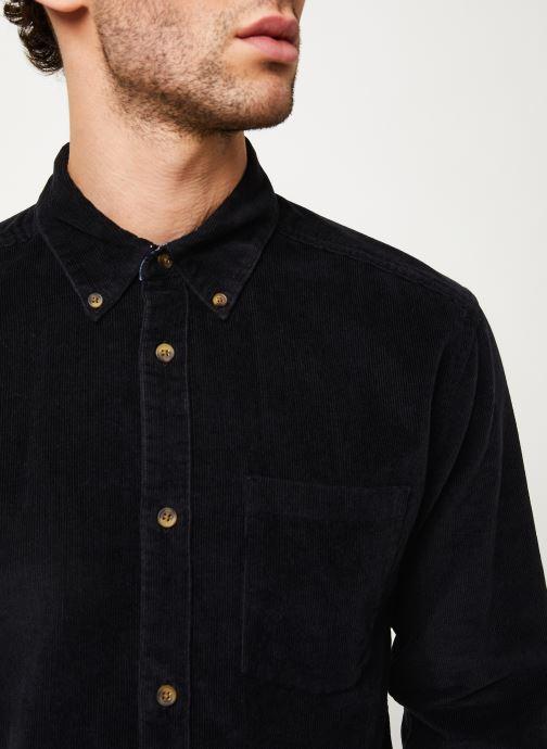 Vêtements Only & Sons Onsgeorg Shirt Noir vue face