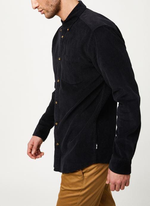 Vêtements Only & Sons Onsgeorg Shirt Noir vue droite