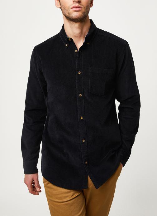 Vêtements Only & Sons Onsgeorg Shirt Noir vue détail/paire