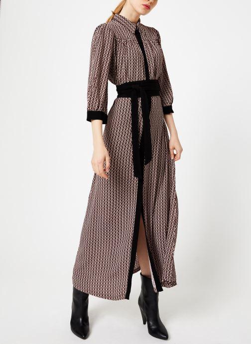 Vêtements Selected Femme Slfabigai Dress Noir vue bas / vue portée sac