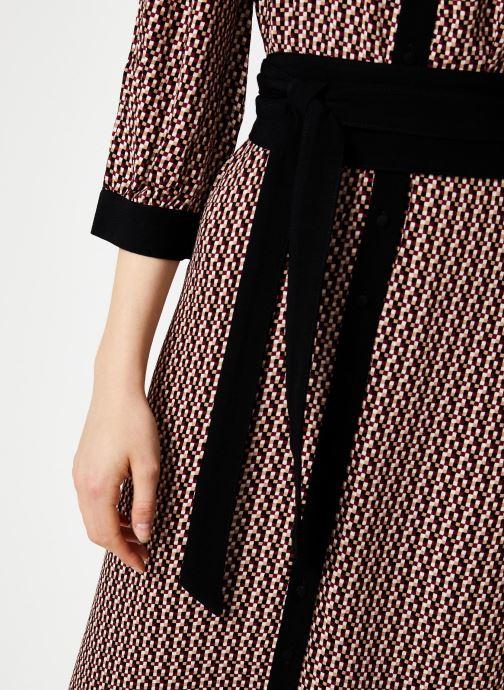 Vêtements Selected Femme Slfabigai Dress Noir vue face
