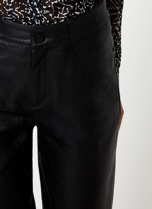 Kleding Selected Femme Slfnola Pants Zwart voorkant