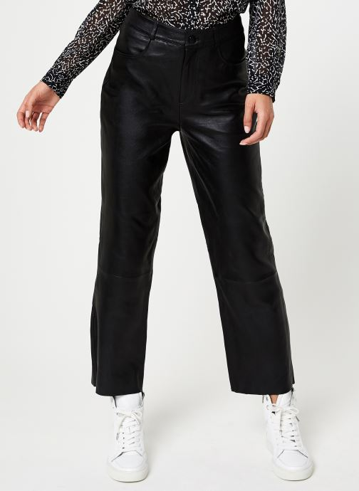 Kleding Selected Femme Slfnola Pants Zwart detail