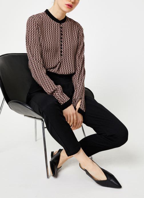 Tøj Selected Femme Slfabigail Top Sort se forneden