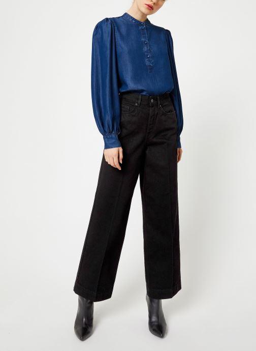 Kleding Selected Femme Slfsusan Jeans Zwart onder