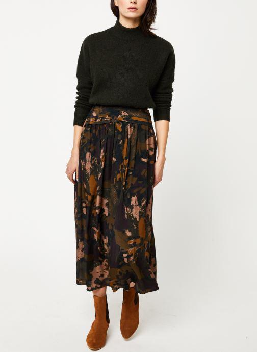 Vêtements Selected Femme Slfenica Knit Gris vue bas / vue portée sac