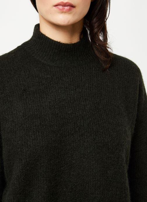 Vêtements Selected Femme Slfenica Knit Gris vue face
