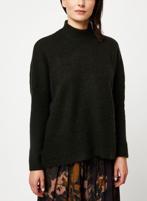 Vêtements Selected Femme Slfenica Knit Gris vue droite