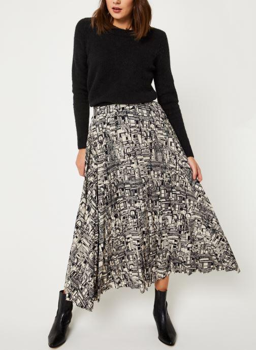 Vêtements Selected Femme Slfsia Knit Noir vue bas / vue portée sac
