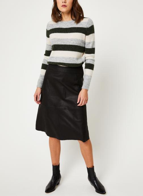 Vêtements Selected Femme Slfsia Knit Vert vue bas / vue portée sac