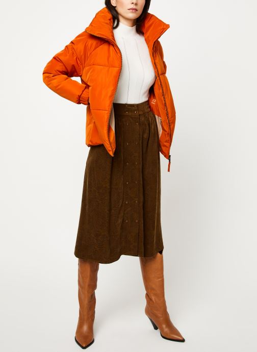 Vêtements Selected Femme Slfmona Jacket Orange vue bas / vue portée sac