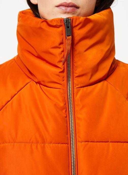 Vêtements Selected Femme Slfmona Jacket Orange vue face