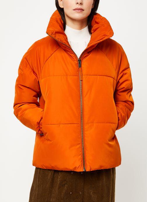 Vêtements Selected Femme Slfmona Jacket Orange vue droite